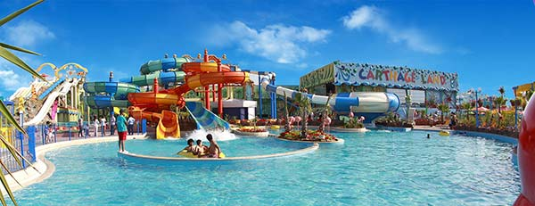 Les parc aquatique ou flipper Hammamet : Aquapark, AquaLand, Fun Water, et Dreamy Sea Waterpark
