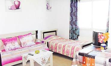 location vacances hammamet tunisie appartement maison studio meubl pas cher. Black Bedroom Furniture Sets. Home Design Ideas